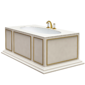 Rivoli collection by Oasis luxury bathroom