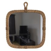 Loop Hanger Accent Mirror