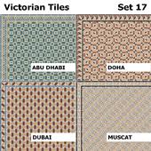 Topcer Victorian Tiles Set 17