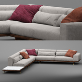 Модульный диван Porada ARGO