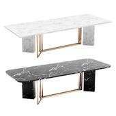 Plinto Meridiani Table