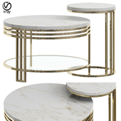 A pair of Volokas tables from My Imagination Lab