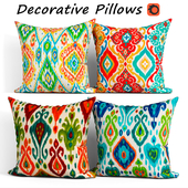 Decorative Pillow set 286 Etsy Two OUTDOOR