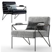 Kelly Wearstler Emmett Lounge Chair