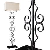 ADELARDO floor lamp_Uttermost