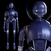 K-2SO in space