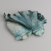 Lauren Collin ceramic wall art
