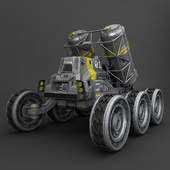 Space Rover (for competition)