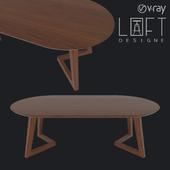 Coffee table LoftDesigne 6356 model