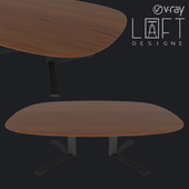 Coffee table LoftDesigne 60103 model