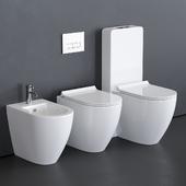 GALASSIA Dream WC art. 7310 art. 7311 art. 7316