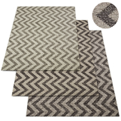 Verticale Rug RH Collection