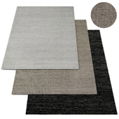 Metallic Lura RH Rug Collection