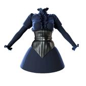 Victorian cloth