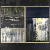 Paintings abstract   set 357