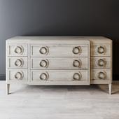 Chest of drawers Bernhard_Domaine Blanc