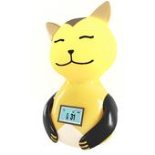 Childrens night lamp cat