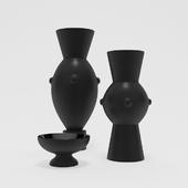 Olivier Gagnère Vases