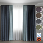Modern style curtains 2