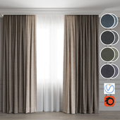 Modern style curtains 3