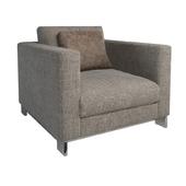 Reversi.Armchair.Molteni & C