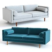 West Elm Monroe Sofa