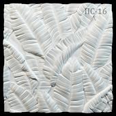 Decorative 3D panel PS-16
