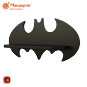 полка лего-бэтмен малая