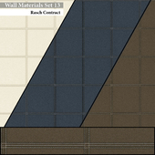 Wall Materials Set 13