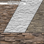 Wall Materials Set 17