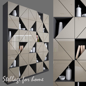 Stellage for home