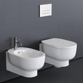 GALASSIA M2 55 Wall-Hung WC art. 5245 art. 5246