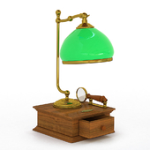 Настольная лампа под старину