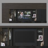 ТВ стенка 026.