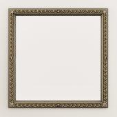 Зеркало в классическом багете