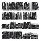 Книги (150 штук) 3-6-3