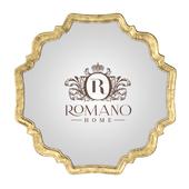 (OM) Mirror Emilia Star Romano Home