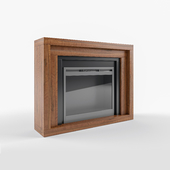 Dimplex Anthony Electric Fireplace