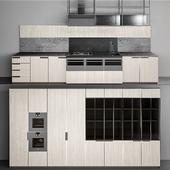Kitchen Scavolini MIA wood