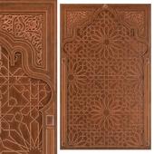 Arabic ornament- Decorative wall