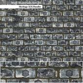 Wall Materials Set 24