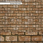 Wall Materials Set 27
