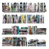 Книги (150 штук) 1-9-21