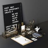 workplace set