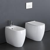 Alice Ceramica Nur WC