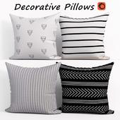 Decorative pillows set 303