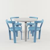 Children table set
