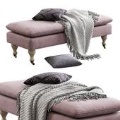Safavieh / Hampton Pillowtop Bench