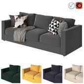 Ikea vimle 3