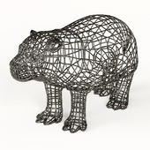 Hippo_statuette_abstraction
